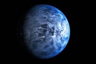 [행성 이야기] '유리 비'가 내리는 지옥같은 푸른빛 행성