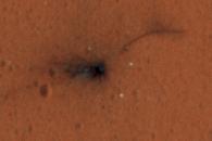 화성 불시착 착륙선의 처참한 최후…컬러사진 첫 공개