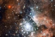 [우주를 보다] 우주에 뿌린 보석… '별들의 고향' NGC 3603