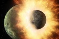 [아하! 우주] 달 초창기, 지구보다 더 많은 물 존재했다