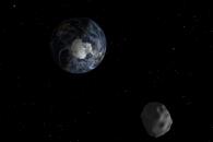 불과 2m… '가장 작고 가장 밝은' 소행성 지구 근접