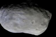 [우주를 보다] '화성의 달' 포보스…ESA 탐사선 첫 포착