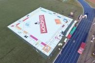 '세계서 가장 큰 보드게임판' 등장…272평 넓이