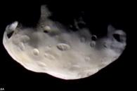 [아하! 우주] 토성의 달 '판도라'의 고화질 이미지 최초 공개