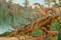[다이노+] 공룡 번성의 비결, '코엘로피시스'에서 찾았다