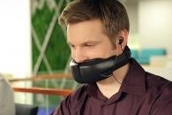 어디에 쓰는 물건인고…CES서 공개된 이색 마스크 장비