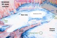 [아하! 우주] 화성의 거대 빙하…그 아래에는 뭐가 있을까?