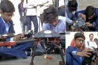 인도 14세 소년, 지뢰 제거용 드론 개발 '돈방석'