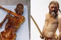 '아이스맨' 외치, 죽기 전 마지막 식사는 '말린 고기'