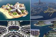 태평양에 둥둥 떠다니는 혁신적 '인공 도시' 만든다