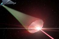[와우! 과학] 레이저 공격 막는 레이저 방어막 개발 중