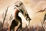 백악기말 최상위 포식자였던 거대 익룡 발견