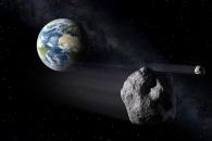 3일 새벽 '2층버스만한 소행성' 지구 스쳐 가
