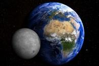 """""""지구와 달, 언젠가는 충돌""""…지구 초기 상태 될 것"""