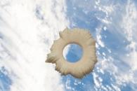 [아하! 우주] 우주에서 창작한 첫 예술품은 '웃음별'