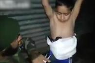 IS 7살 소년, 첼시 유니폼 안에 '자살폭탄' 충격