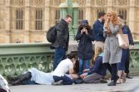 런던 테러 현장 외면한(?) 무슬림 여성…또다른 논란