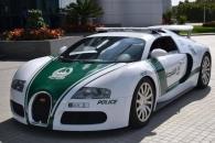 '세계서 가장 빠른 경찰차' 부가티 베이론…기네스북 등재