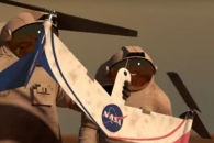 [아하! 우주] NASA, 화성 탐사용 무인 '드론' 공개