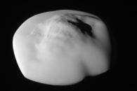 [우주를 보다] 토성의 '비행접시' 위성 아틀라스 포착