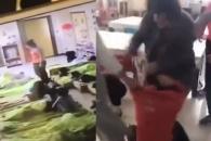 유치원서 딸 학대한 교사 '응징'하는 엄마 화제 (영상)