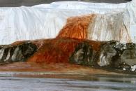 남극 '피의 폭포' 미스터리, 106년 만에 풀렸다