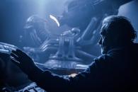 """리들리 스콧, """"외계인과 만남, 비극적 종말 가능성 커"""""""