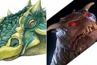 [와우! 과학] 고스트버스터즈 유령 닮은 신종 '갑옷공룡' 발견