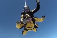 101세 할아버지, 스카이다이빙 세계 최고령자 등극