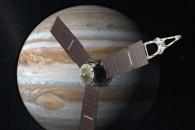 [아하! 우주] 주노 탐사선, 목성 구름층 위를 날다