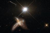 [우주를 보다] 폭풍성장 중인 '소년 은하' 발견