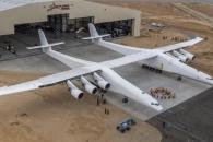 세계서 가장 큰 비행기 공개…날개 길이만 117m