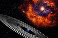 [아하! 우주] 목성보다 50배 큰 갈색왜성도 거대고리 있을까?
