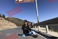 외팔, 외다리 자전거로 3700m 험산 넘은 中청년