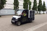 [고든 정의 TECH+] 장바구니 배달…런던 시내 누비는 자율주행차