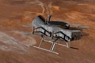 [아하! 우주] 토성의 위성 타이탄 하늘 날 '잠자리 드론'