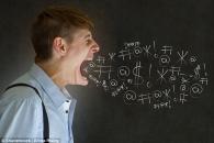 욕설 내뱉으면 고통 참을성 늘어난다 (연구)