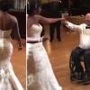 [월드피플+] 딸 결혼식 아빠의 휠체어 댄스…사랑이란!(영상)