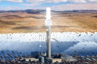 '더 크게, 더 높게'…세계는 거대 태양열발전소 건설 경쟁 중