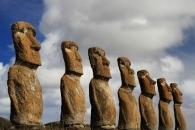 [와우! 과학] 미스터리 이스터섬, 번영기 인구는 1만 7500명