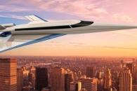 차세대 초음속 여객기 테스트 비행 성공…콩코드 한 푼다