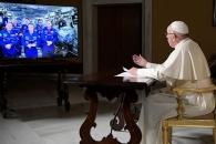 """[아하! 우주] """"인간은 어떤 존재?"""" - 교황이 묻고, 우주인이 답하다"""