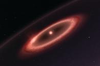[아하! 우주] 지구에서 가장 가까운 별, 고리가 있다?