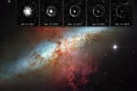 [우주를 보다] 별이 죽어가며 남긴 '빛의 메아리' 포착