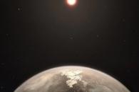 [아하! 우주] 생명체 살기에 최적… '제2의 지구' 발견