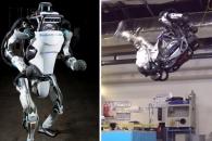 점프하고 뒤로 공중제비…휴머노이드 아틀라스의 진화