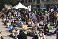 한국이 세계에 수출한 '멍때리기'…대만 대회 살펴보니