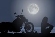 [알쏭달쏭+] 보름달 뜨면 오토바이 사고 느는 이유