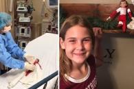크리스마스 인형 응급수술한 美 아동병원의 사연