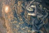[우주를 보다] 한 폭의 그림을 보는 듯…목성 표면 공개